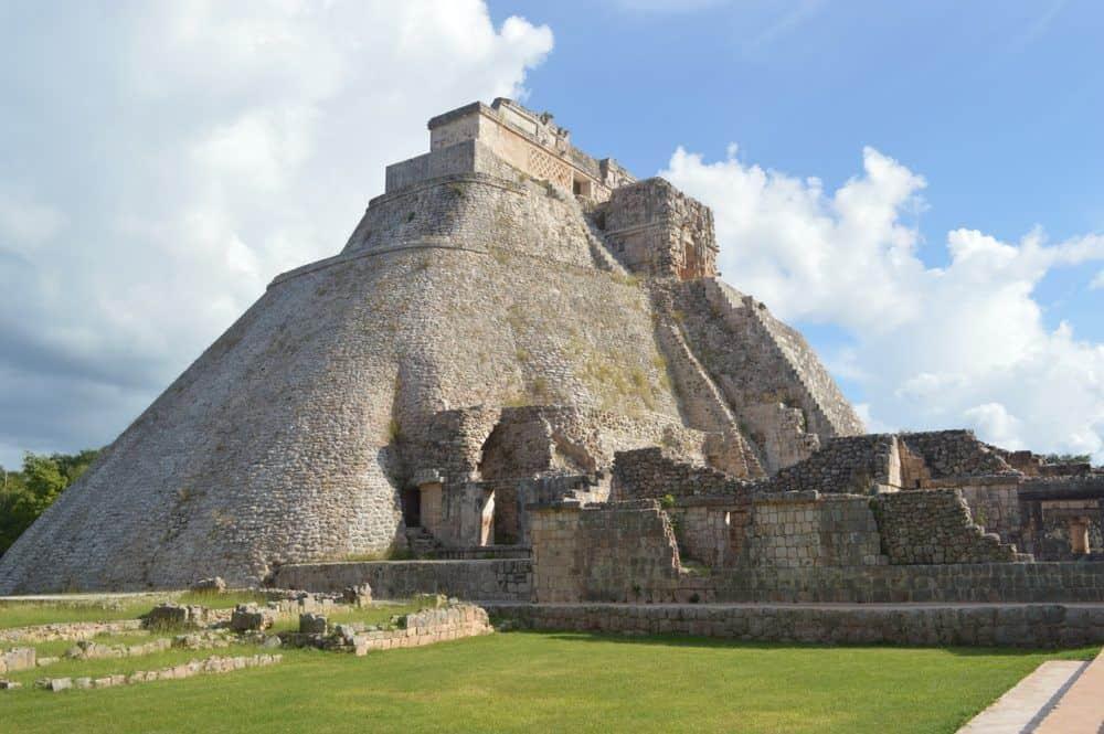 4. Uxmal, Ruinas Mayas En México, Poco Conocidas Pero Con Mucho Por Descubrir