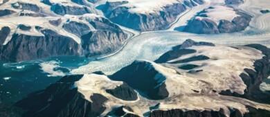 Groenlandia está sufriendo un derretimiento masivo a causa de una ola de calor