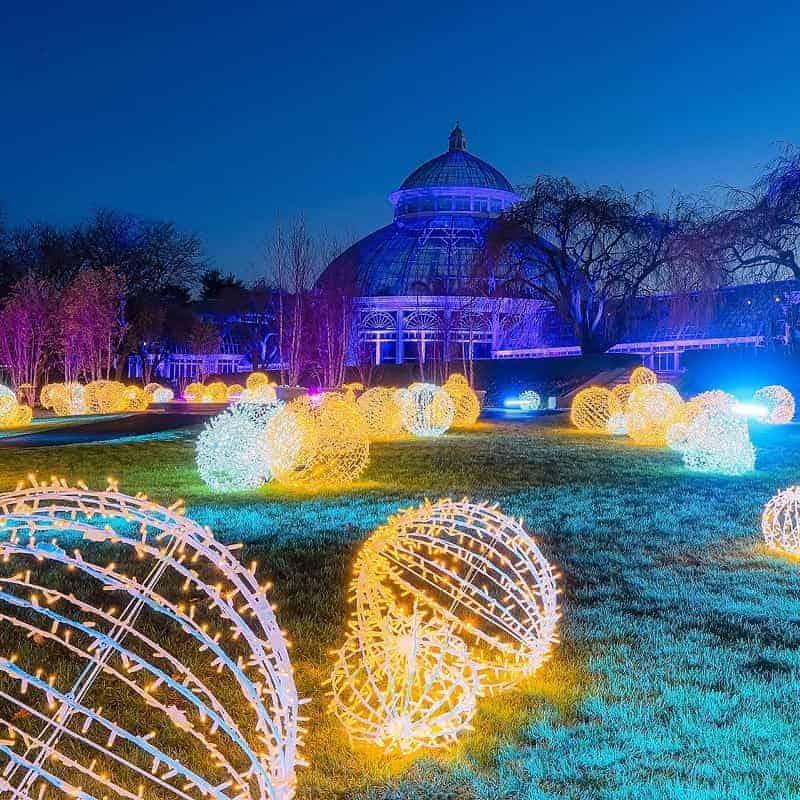 Glow - Jardín Botánico De Nueva York