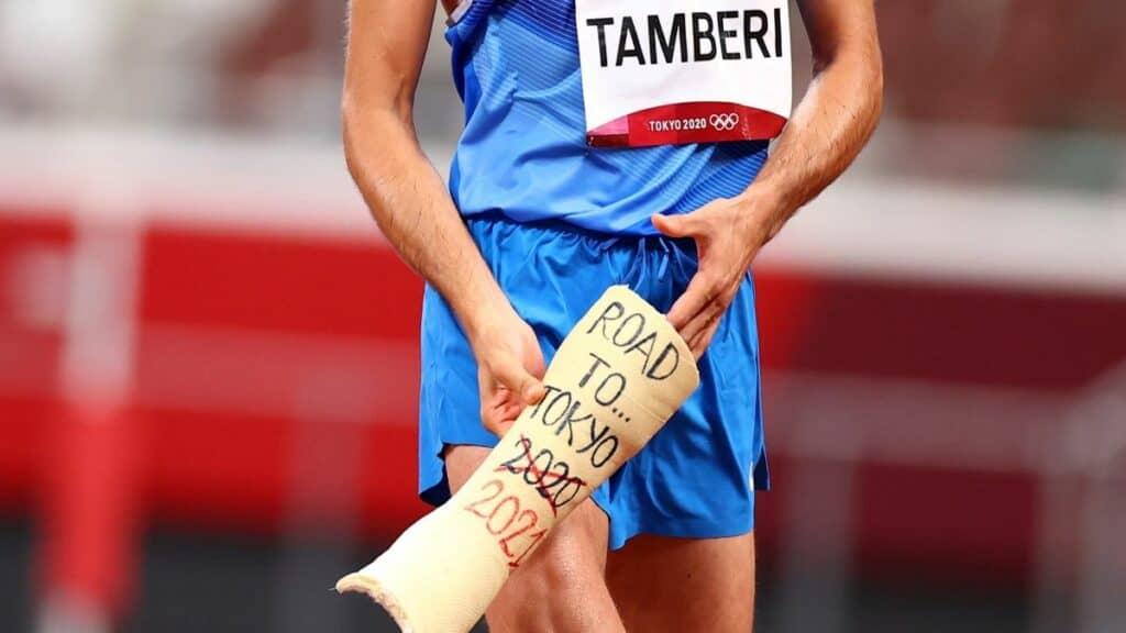 Qué Tiene Para Enseñarnos Gianmarco Tamberi, El Italiano Que Llegó A Los Jjoo De Tokio &Quot;Vengando&Quot; A Su Suerte