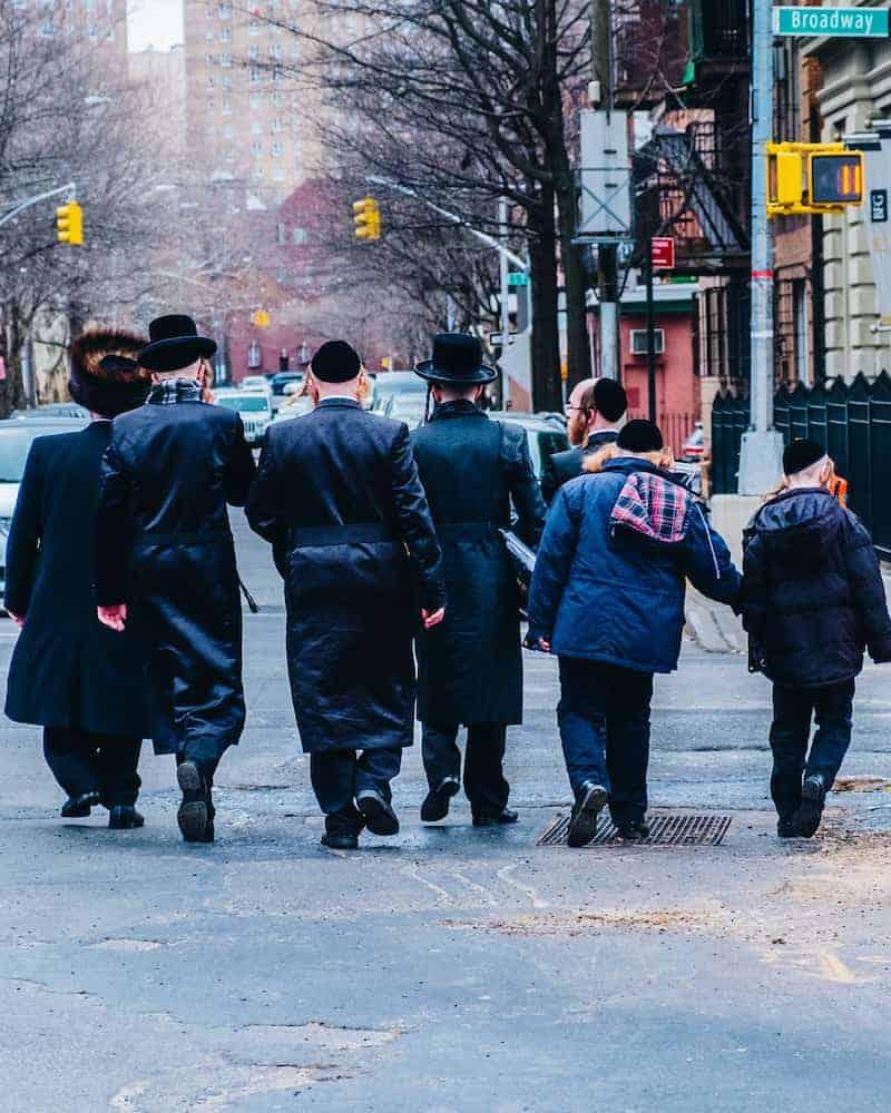 El Barrio Judío De Williamsburg En Brooklyn