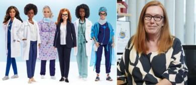 Mattel lanza una nueva colección de Barbies que busca inspirar a las más jóvenes
