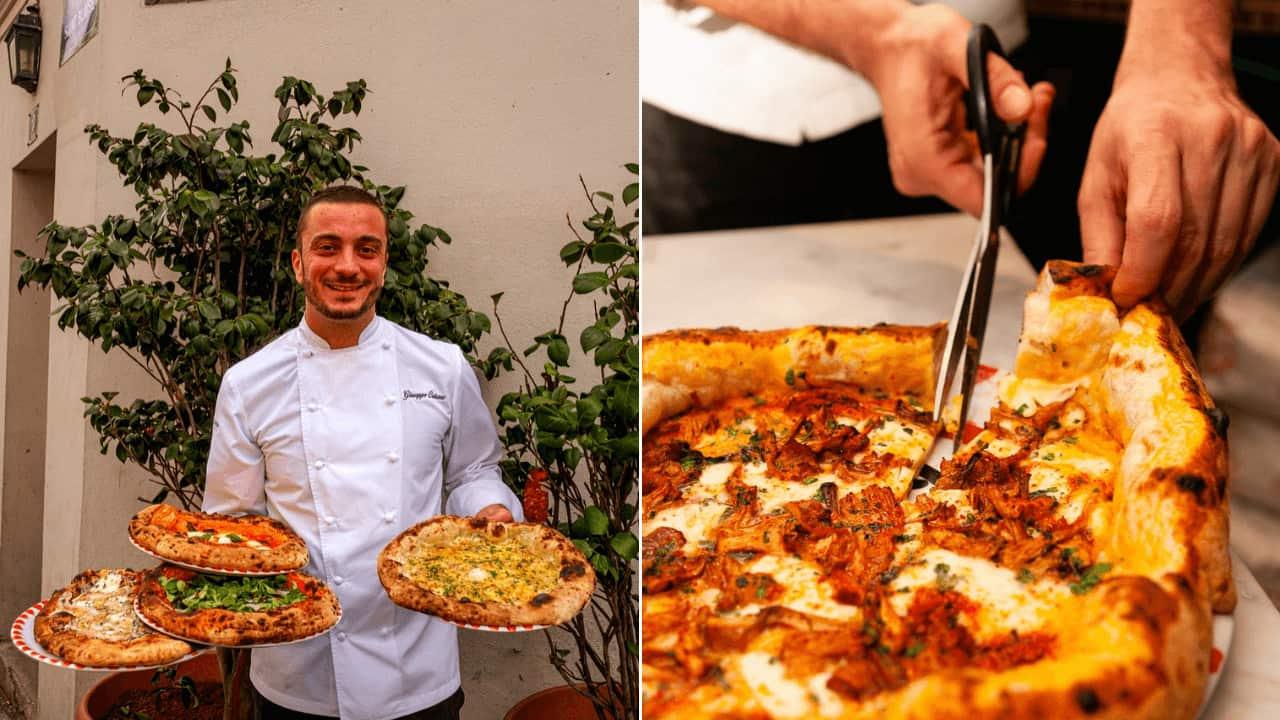 el restaurante Peppe ha sido nombrado mejor pizzería de Europa de 2021