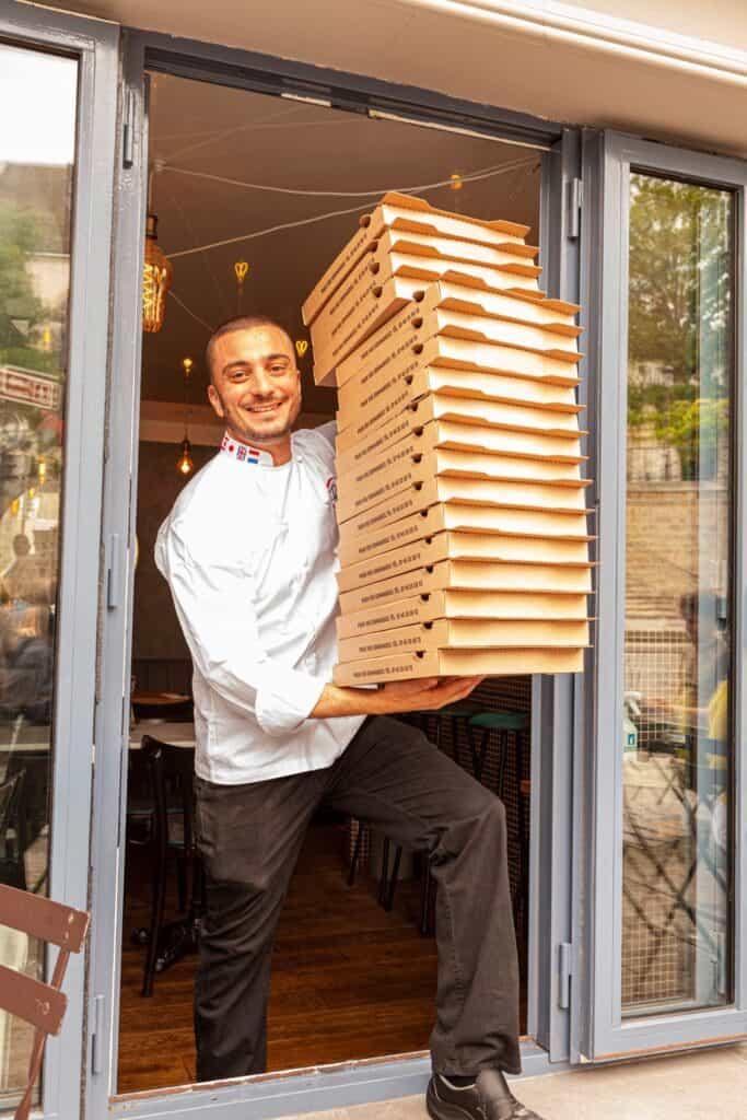 Mejor Pizza Napolitana