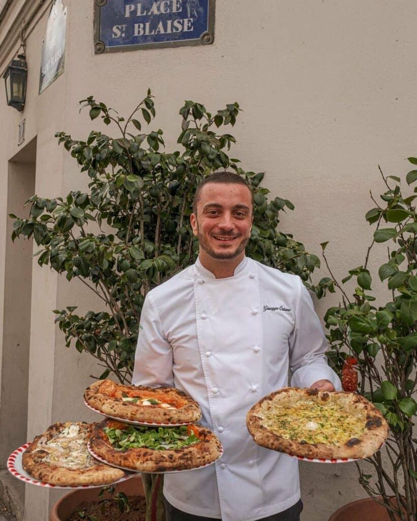 La Mejor Pizza Napolitana Del Mundo Se Come En París: El Restaurante Peppe Ha Sido Nombrado Mejor Pizzería De Europa De 2021
