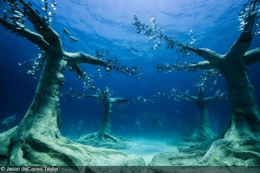 museo subacuático del Mediterráneo