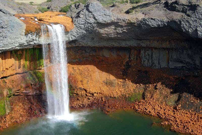 Maravillas Ocultas De Argentina 2: Salto Del Agrio