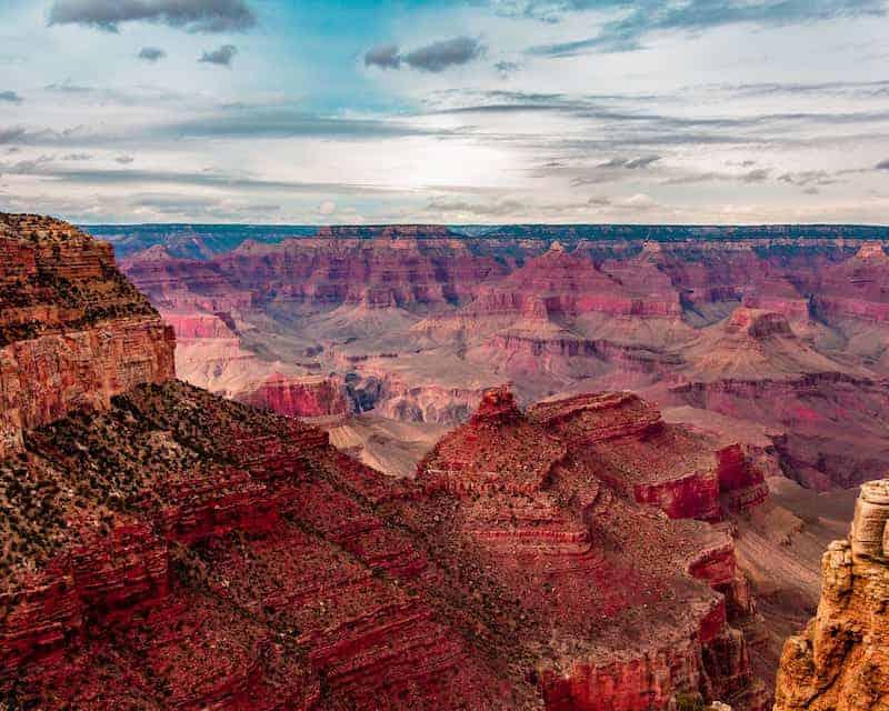 Los 10 Mejores Lugares Cerca De Las Vegas Para Visitar: El Gran Cañón