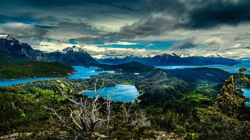 10 Cosas Que Hacer En Bariloche Sin Nieve: Vistas Panorámicas De Lujo