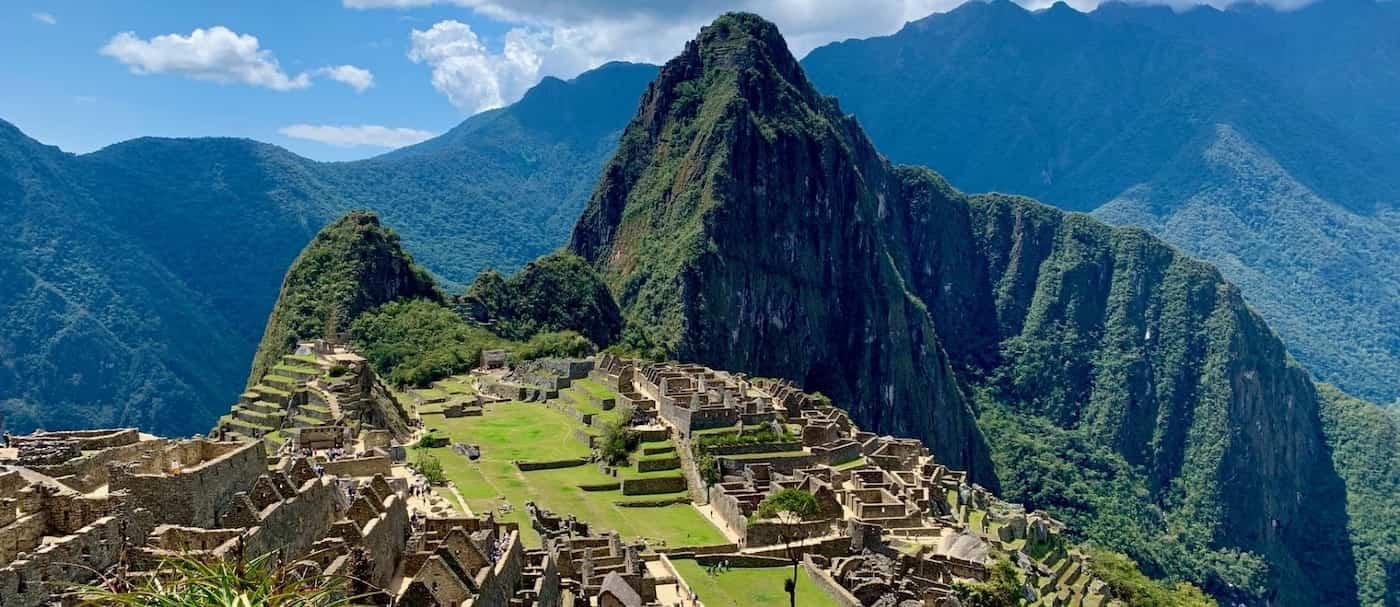 Un nuevo estudio sostiene que Machu Picchu es más antigua de lo que se creía