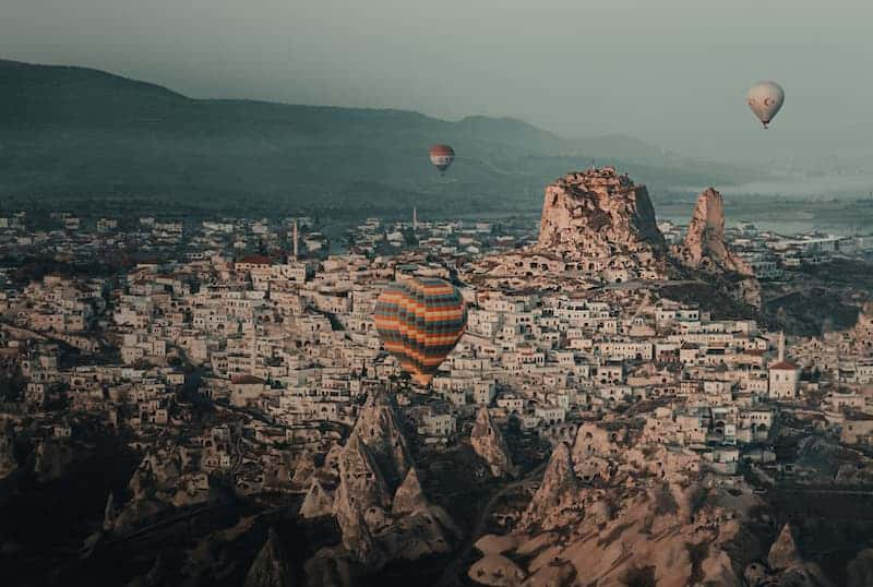 7 Places To See In Cappadocia That You Don'T Want To Miss: Uchisar Castle