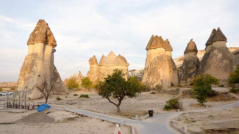 7 Places To See In Cappadocia That You Don'T Want To Miss: Pasabag