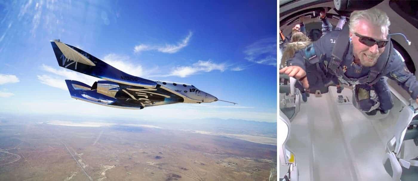Virgin Galactic vuelve a vender los viajes al espacio y reveló cuánto costarán sus pasajes