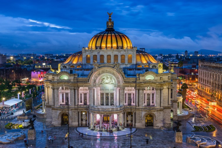 Viaje A Ciudad De México Con Poco Presupuesto
