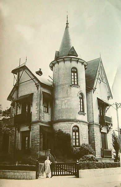 Histórico Chalet