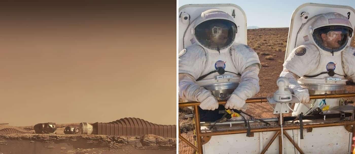 NASA busca personas que quieran pasar un año en una misión simulada de Marte