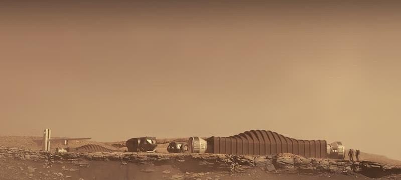Nasa, Simulación De Marte En La Tierra