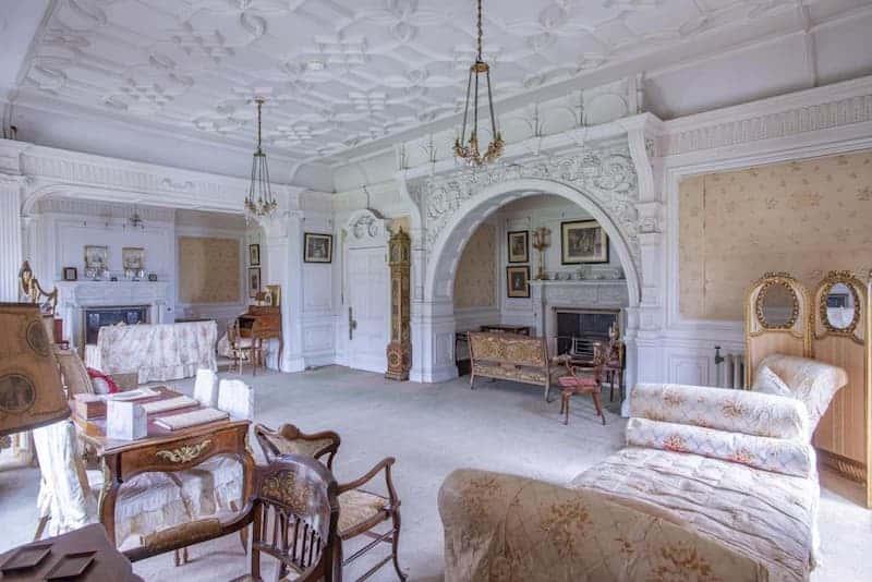 Castillo De Escocia: Interior