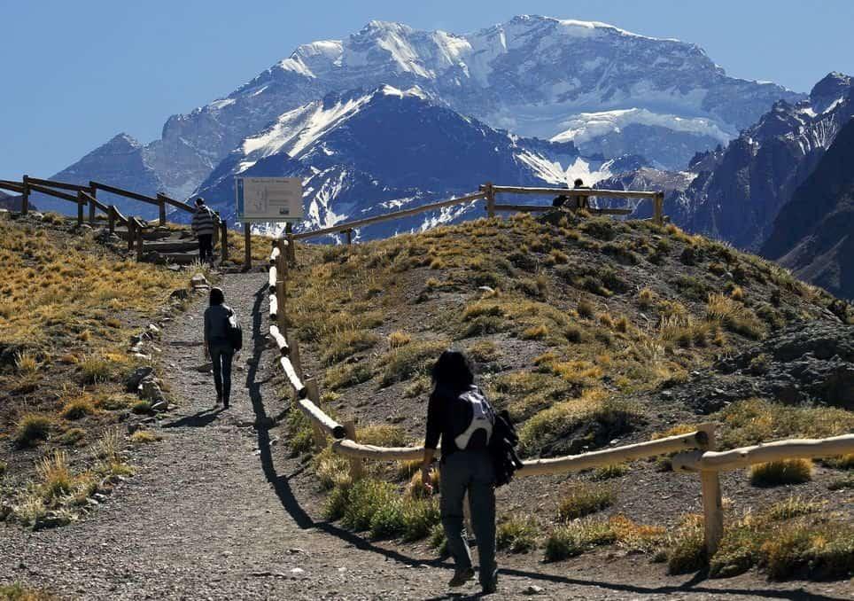 Imágenes Satelitales Revelan Que La Capa De Nieve De La Cordillera De Los Andes Ha Retrocedido En Numerosos Lugares En El Transcurso Del Último Año