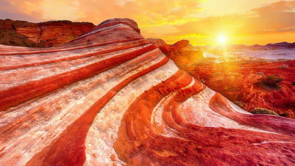 Los 10 Mejores Lugares Cerca De Las Vegas Para Visitar: Valley Of Fire