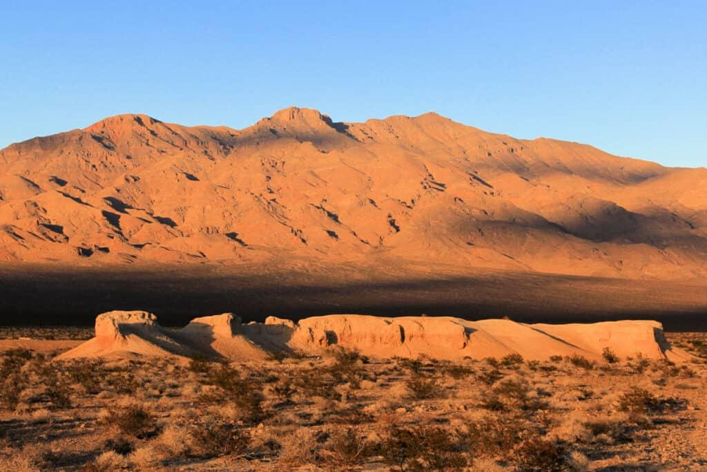 Los 10 Mejores Lugares Cerca De Las Vegas Para Visitar: Tule Springs Fossil Beds National Monument