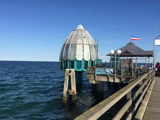 Estos Ascensores Submarinos En El Mar Báltico Permiten A Los Viajeros Descubrir Las Profundidades Del Océano
