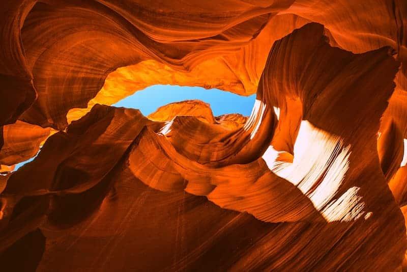 Los 10 Mejores Lugares Cerca De Las Vegas Para Visitar: Antelope Canyon