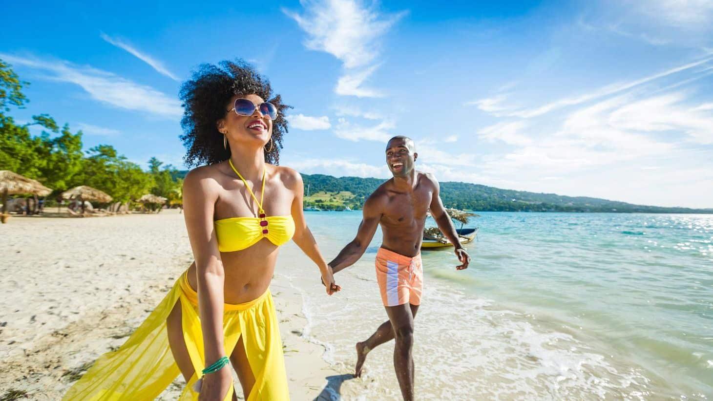 Esta cadena de resorts all inclusive busca parejas que se hayan conocido durante la pandemia para regalarles un viaje al Caribe