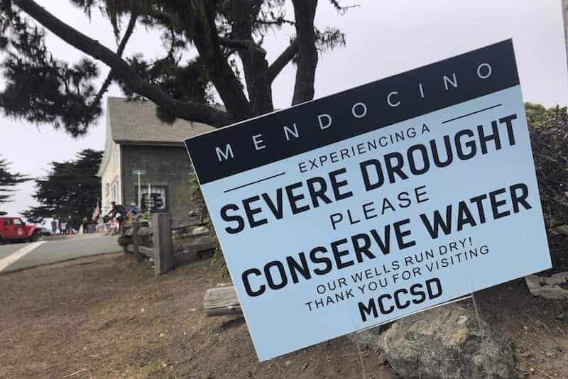 Cartel Advierte De La Extrema Sequía En Mendocino