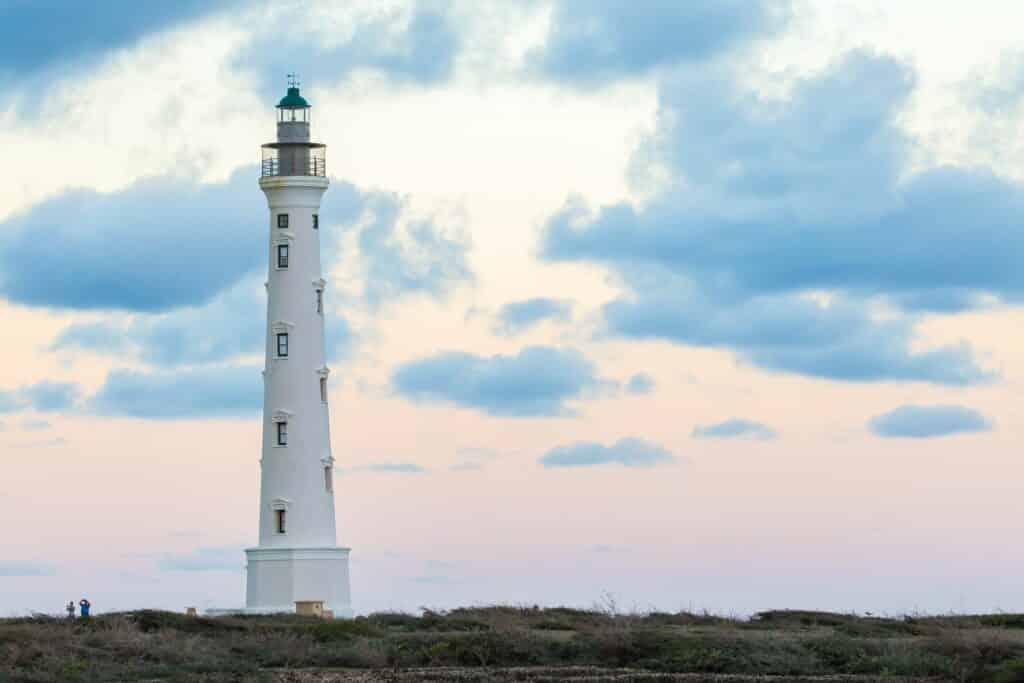 10 Cosas Que Hacer En Aruba: Apreciar Las Vistas Desde El Faro California