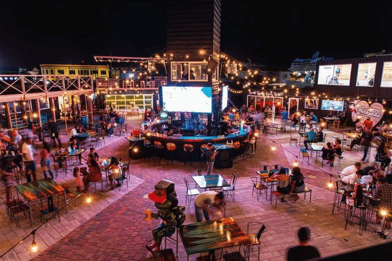 10 Cosas Que Hacer En Aruba: Pasear Por Bochincha