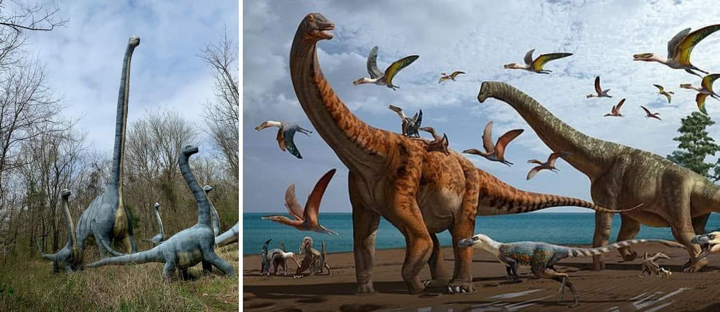 En China descubrieron dos nuevas especies de dinosaurios