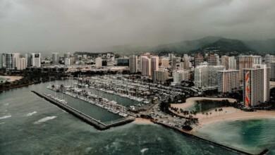 Unos turistas fueron arrestados en Hawái porque habrían mentido sobre su estado de vacunación