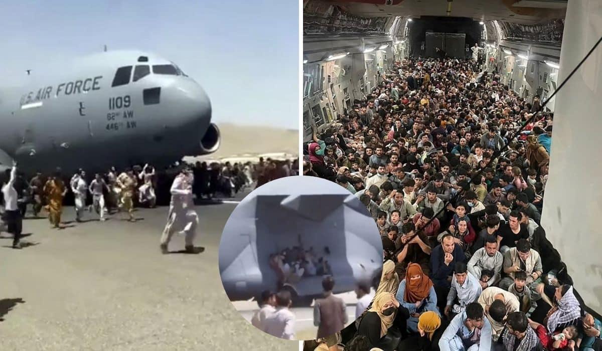 avion militar afganistan