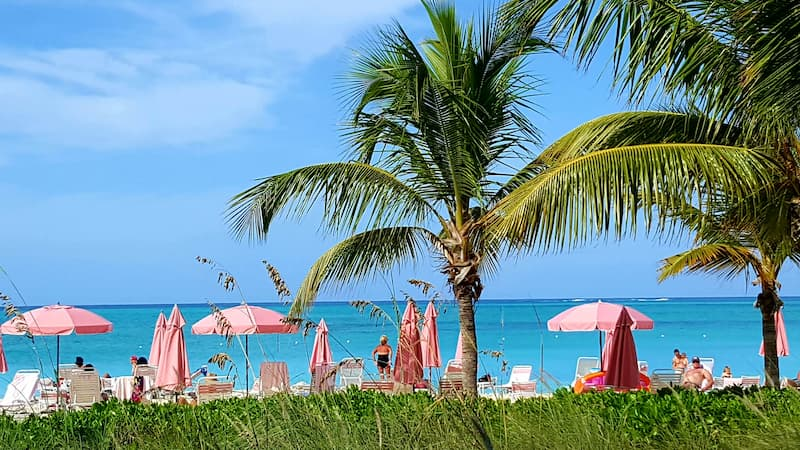 Playa De Las Islas Turcas Y Caicos