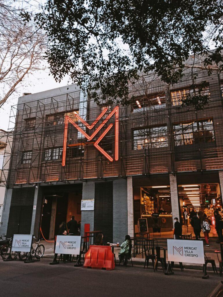 Mercat Villa Crespo, El Nuevo Mercado Gastronómico De Buenos Aires