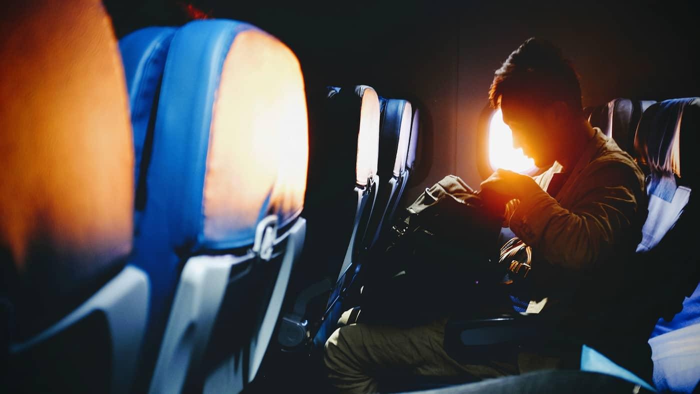 Las multas a pasajeros de aviones en 2021 ya superan el millón de dólares