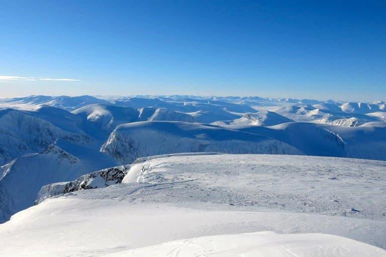 Montaña De Suecia Que Perdió Dos Metros De Altura En El Último Año