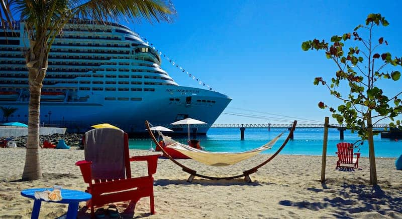 Crucero En Costas De Bahamas