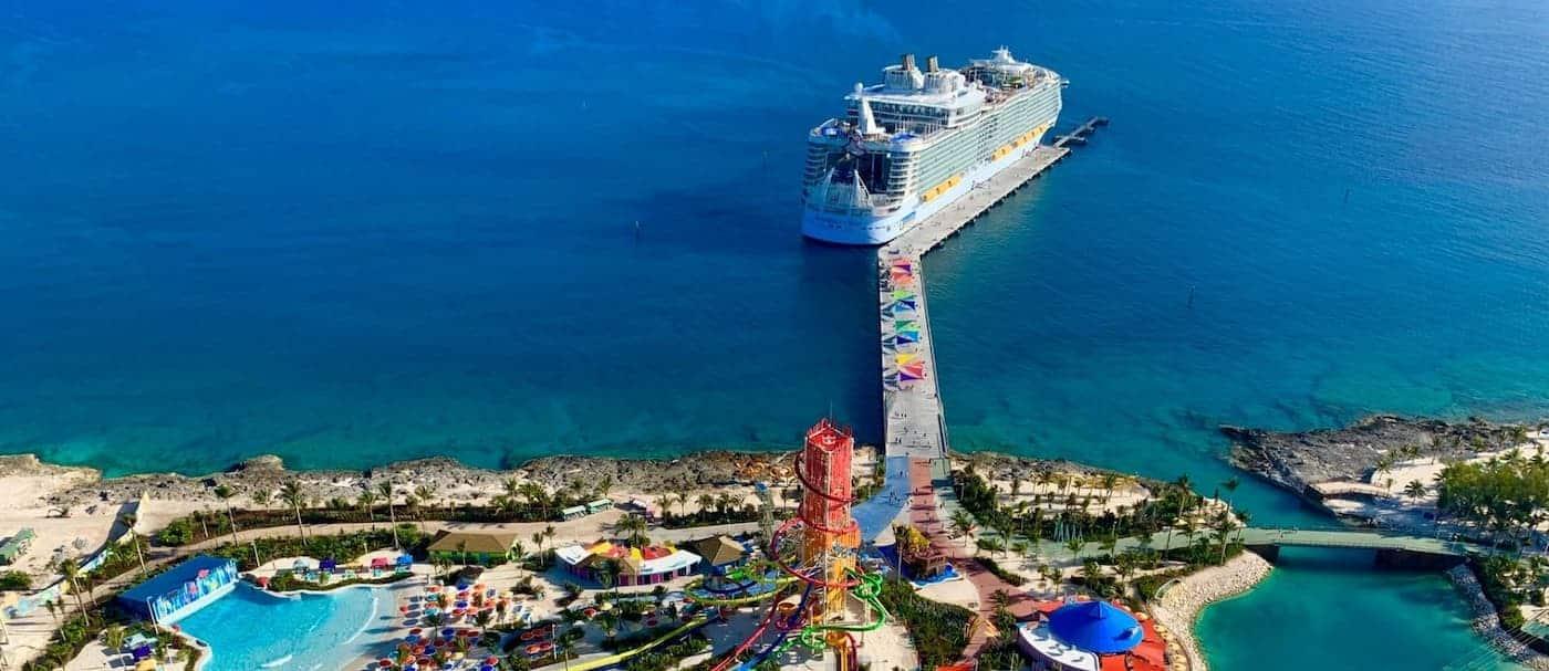 Pasajeros de cruceros que lleguen a Bahamas tendrán que estar vacunados contra el COVID-19