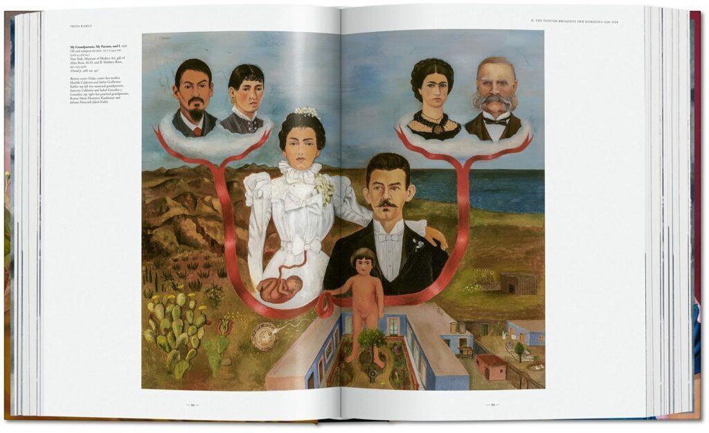 Libro De Obras De Frida Kahlo