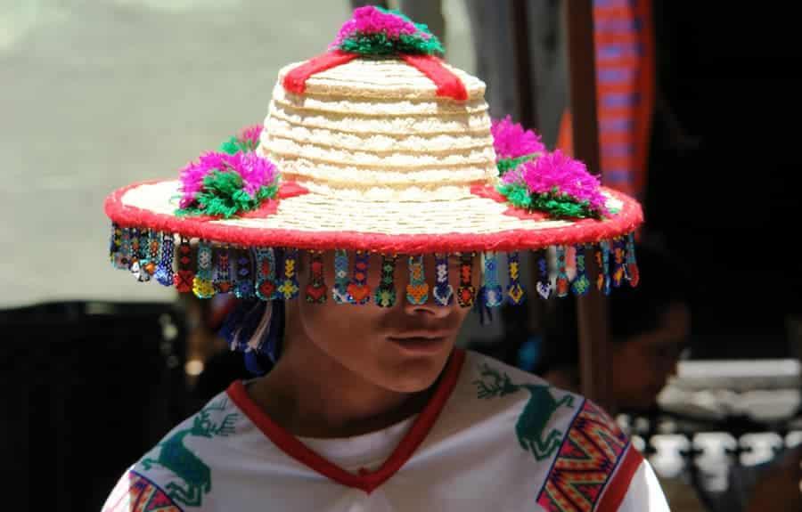 Cultura Wixarika, México