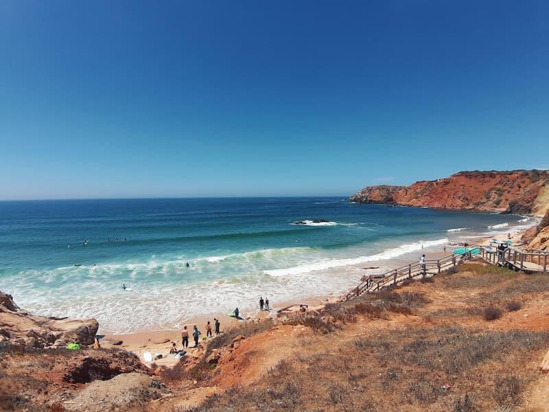 Mejores Playas De Portugal: Praia Do Amado