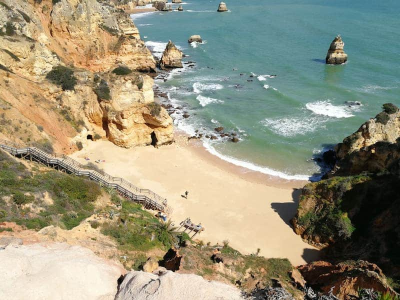 Mejores Playas De Portugal: Praia Do Camilo