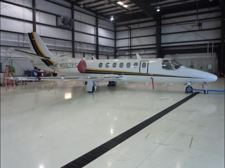 El FBI está puso a la venta su único avión de vigilancia de gran altitud