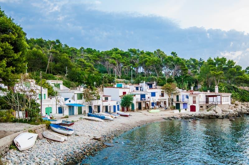 Playas De La Costa Brava - Cala S'Alguer