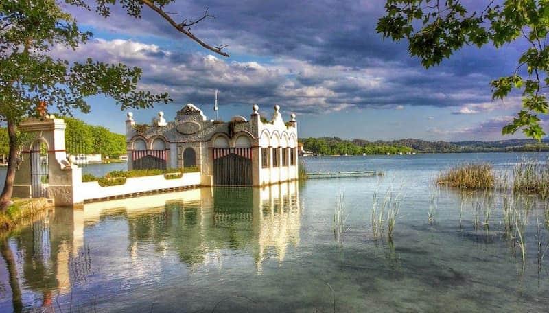 Lugares De Costa Brava - Lago De Banyoles