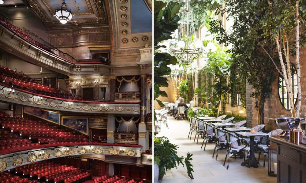El histórico Teatro Royal Drury Lane reabre sus puertas tras siete años en restauración-59