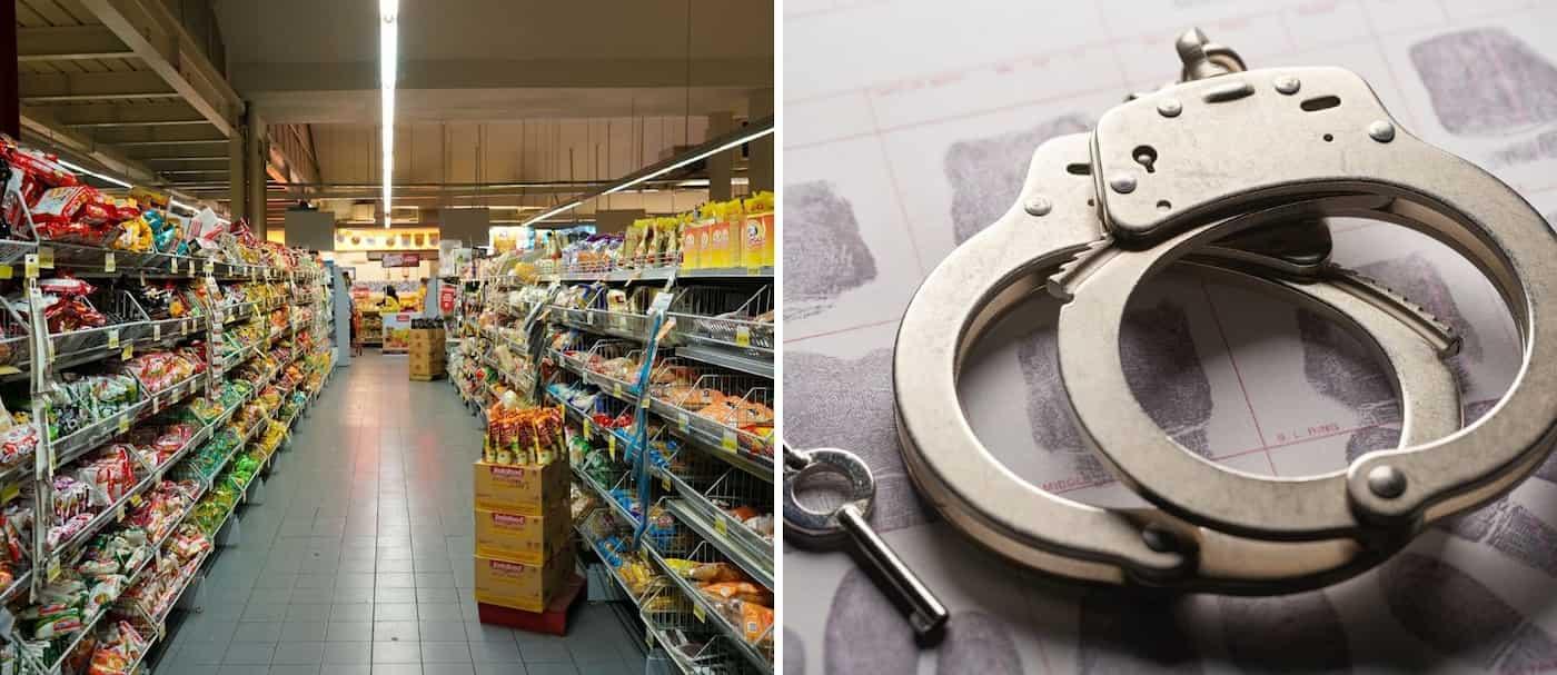 Una mujer fue enviada a prisión luego de toser sobre comida y asegurar que tenía COVID-19