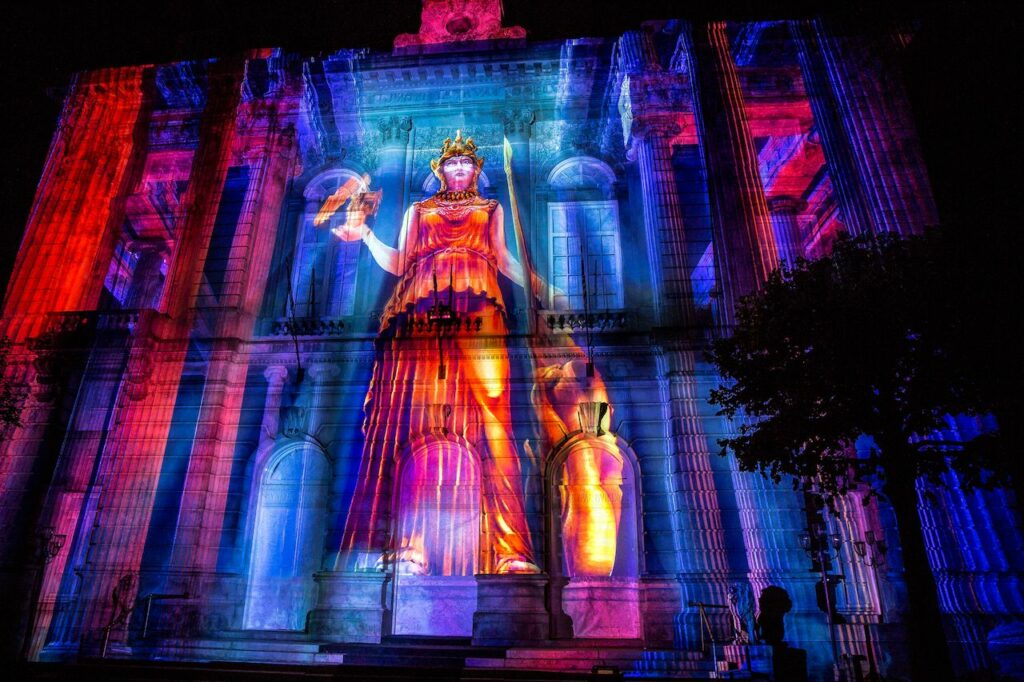 La Ciudad De Binghamton Realizará Un Festival En Forma De Galería De Arte Al Aire Libre